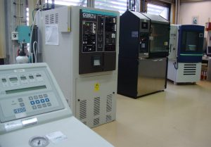 artificial aging chambers (LMR)